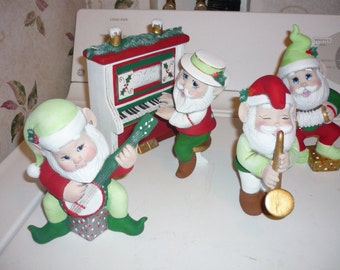 Christmas Elves Band  Ready to paint
