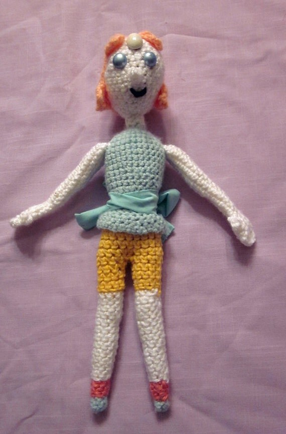 Amigurumi Universe : Pearl Steven Universe Amigurumi Doll by TheSassyEmporium ...