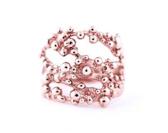 Rose Gold Band Ring