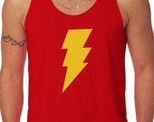 Captain Marvel Avengers Running Tank Unisex Running Tank Disney Avengers Tank Captain Super Hero Running