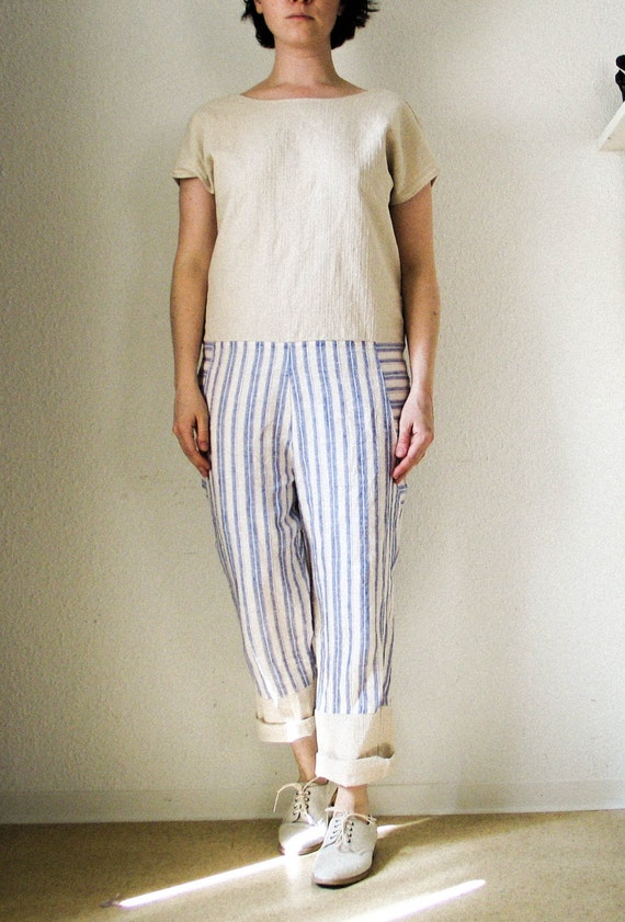 Casual Leinen Overall - made to order