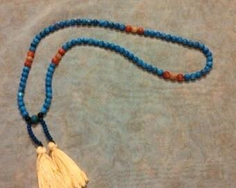Egyptian Pagan Prayer Beads Nut