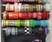 Washi Tape Grab Bag Sampler, Random Colorful Kawaii Sample Pack for Snail Mail Planners Smashbook Cardmaking Scrapbooking Gifts. shiny tape