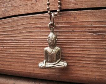 Zen bronze nekclace