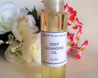 Deep Cleaning Oil Cleans & Softens Skin