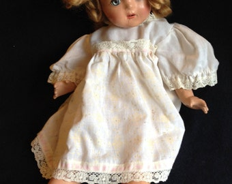 1890's Antique German Made Doll