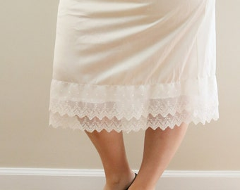Lace Skirt/Dress Length Extender