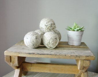 Decorative Yarn Balls - Set of 5