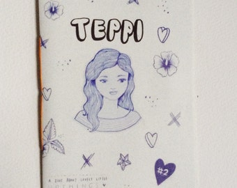 Teppi Zine issue #2 - A6