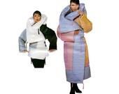 1990s ISSEY MIYAKE COAT Pattern Vogue Jacket Patterns Japanese Avant Garde Vogue 1859 Designer Original Womens Sewing Patterns Size 8 - 18