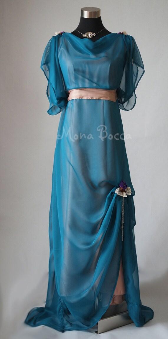 Turquoise Evening Dresses