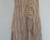 Vintage Short Sleeve Dres...