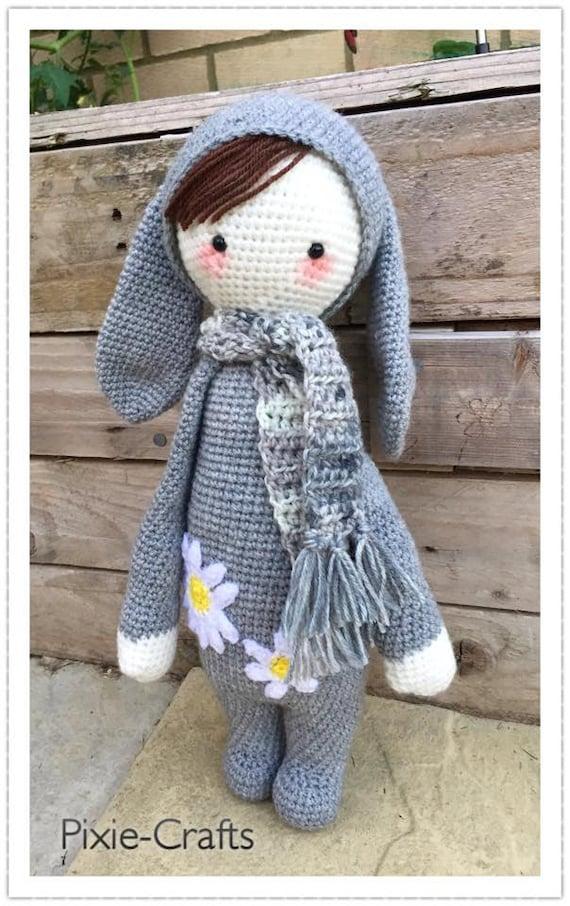 Items similar to Handmade crochet Amigurumi Large Daisy ...