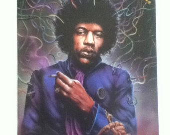 JIMI HENDRIX Hard Rock Comics Revolutionary Comic Books Issue Number 12 First Printing March 1993