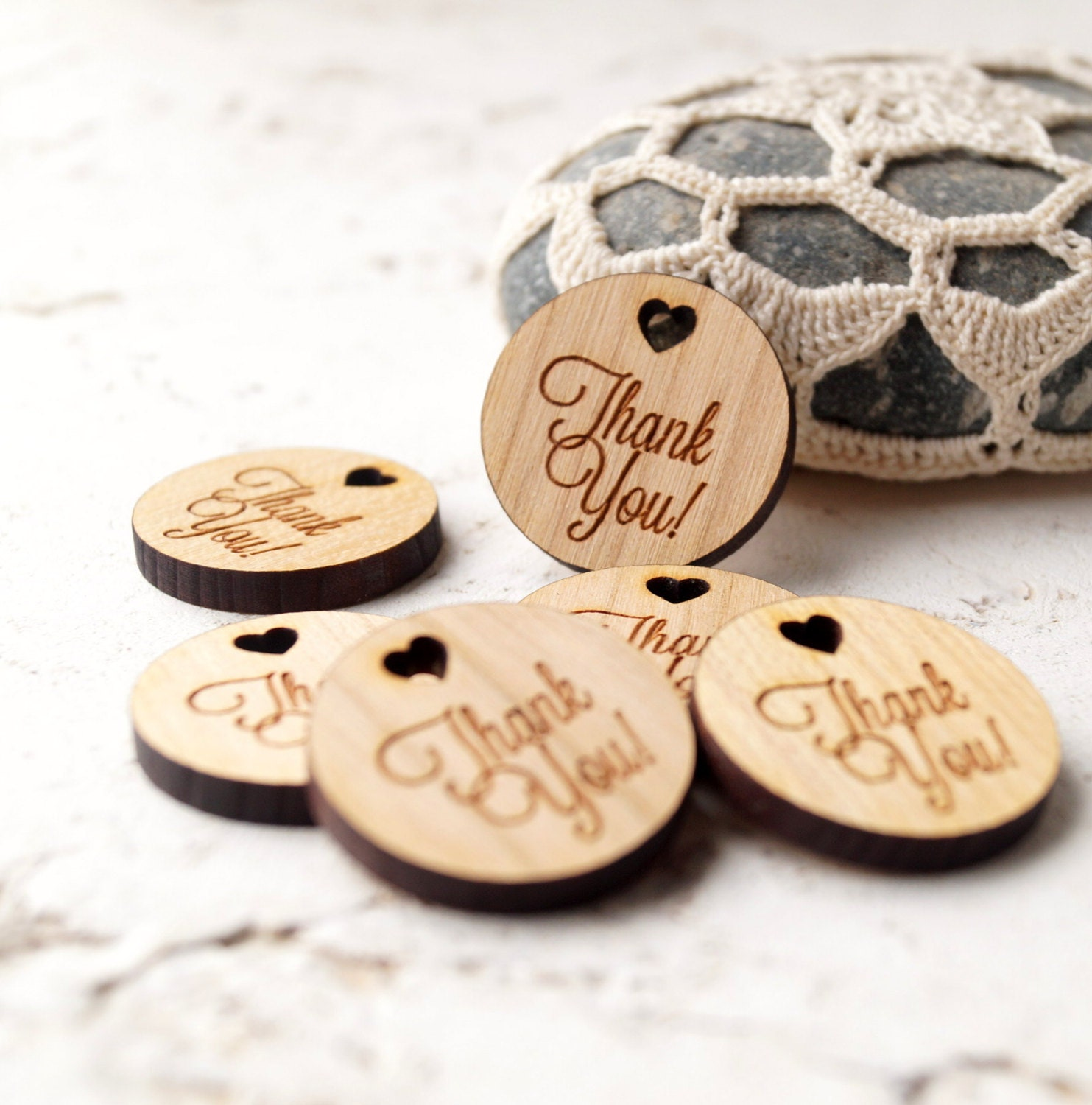 Wedding favor tags thank you tags wooden tags diy wedding