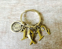 Popular Items For Bible Verse Keychain On Etsy