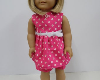 American Girl Shorts Outfit