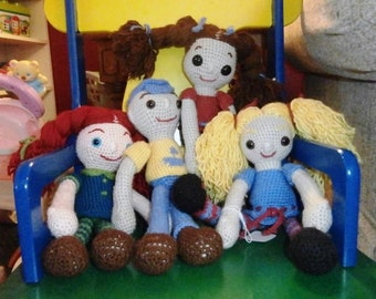 Rag Doll - Custom Made