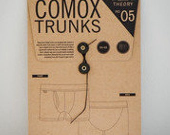 Comox Trunks Pattern from Thread Theory
