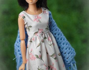 Summer dress for Momoko, dolls, dolls, outfits, handmade