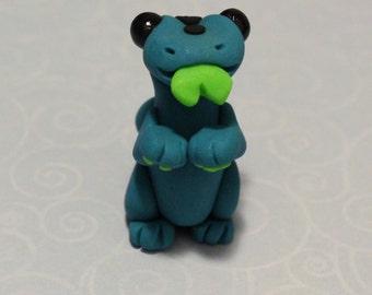 Dark Turquoise Manderdrake Sculpt