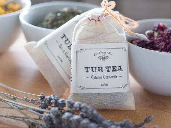 high tea bridal shower favors set of 50 tub teas any variety bath tea
