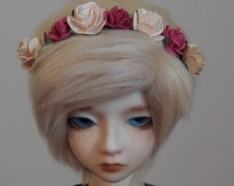 BJD flower crown SD MSD yosd 1/3 1/4 1/6