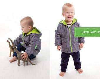 Minikrea pattern jacket children
