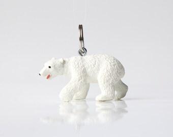 "Key chain ""Polar bear"""