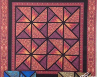 "Jinny Beyer NOW ON SALE!  Bedfordshire Quilt Kit 57"" x 57"""