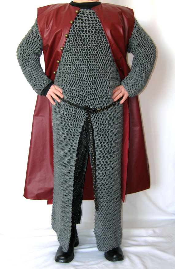 Hoodie that looks like armor