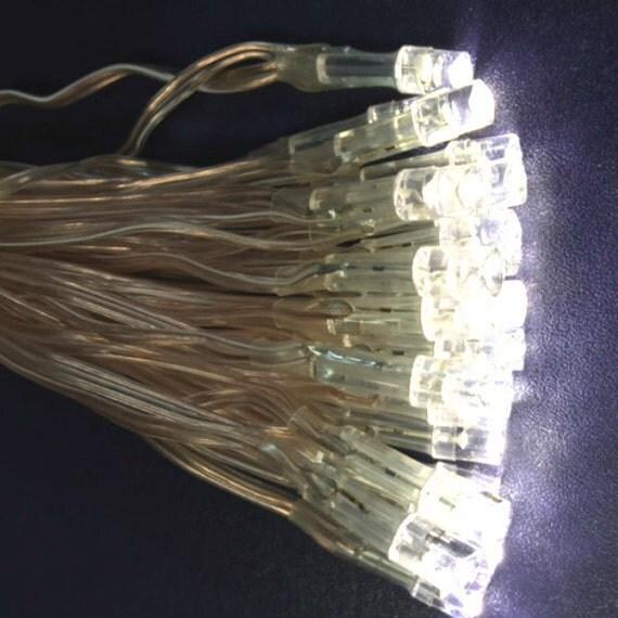 green 20 foot strand our brightest string lights battery or plug in. Black Bedroom Furniture Sets. Home Design Ideas