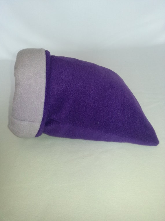 Large Padded Guinea Pig Sleeping Bag/Snuggle Sack (Purple/Lilac)