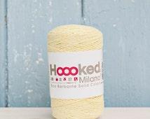 Barbante eco yarn, yellow