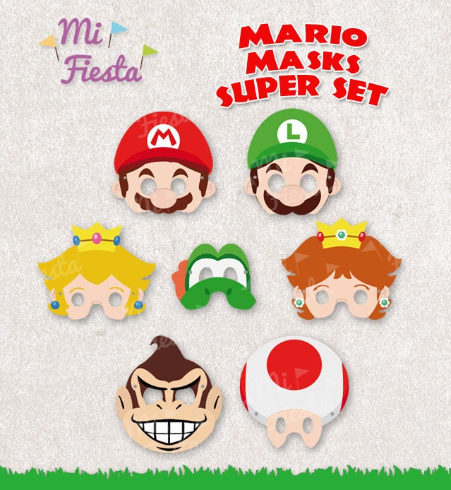 listing super mario brothers inspired