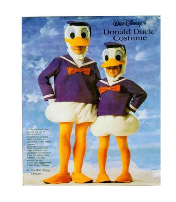 adult donald duck walt disney costume sewing pattern. Black Bedroom Furniture Sets. Home Design Ideas
