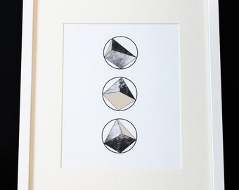 Poster, Print, Abstract, Geometric print, Scandinavian poster, Modern print, Design, Geometric art, Minimalist, Digital print, triangle art