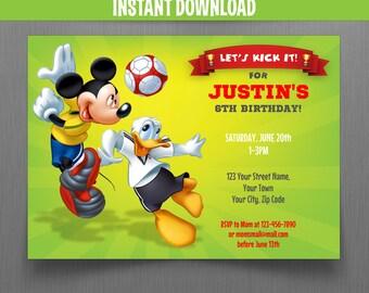 Mickey Mouse Color Editable Printable | Search Results | Calendar 2015