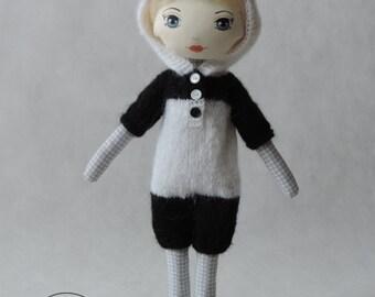 Dollisia – little panda doll