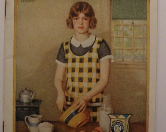 Good Things to Eat by Arm & Hammer Baking Soda 1924 from Miss Farmer's School of Cookery Boston, Mass.