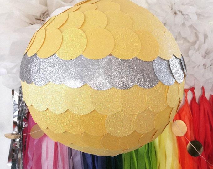 Glitter and Sparkle Pinata | Party Pinata | Glittery Wedding Pinata | Gender Reveal
