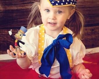 Pinocchio Costume, Storybook costume