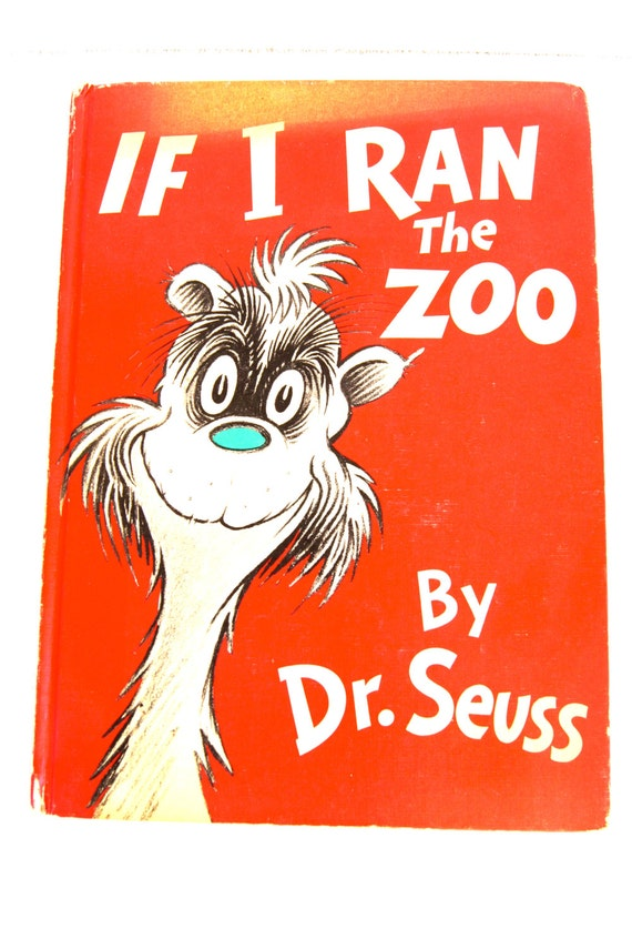 if i ran the zoo A hatful of seuss: five favorite dr seuss stories: horton hears a who / if i ran the zoo / sneetches / dr seuss's sleep book / bartholomew and the oobleck by seuss, dr and a great selection of similar used, new and collectible books available now at.