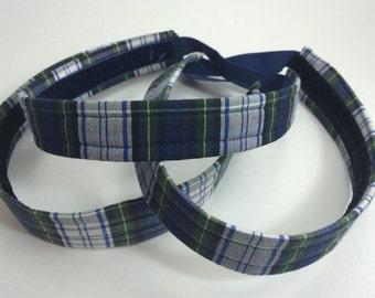 School Uniform Headband- Custom Plaid Uniform Headbands are MADE TO ORDER!