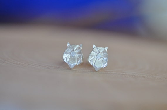 Origami OWL Earrings in Sterling Silver 925 Silver Turtle - photo#38