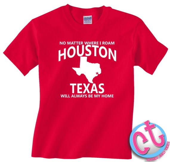 Houston Texas Hometown Pride T Shirt Gift For Dad By