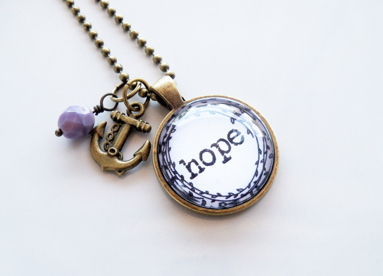one word bracelet necklace one word jewelry inspirational pendant 7108