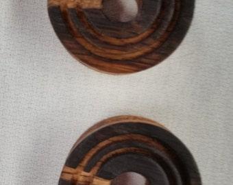 Handmade Red Oak Plugs