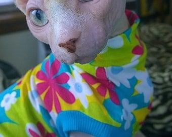 Sphynx Cat Clothes Maui Wowwie Style