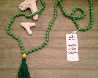 mala necklace for ambitiion